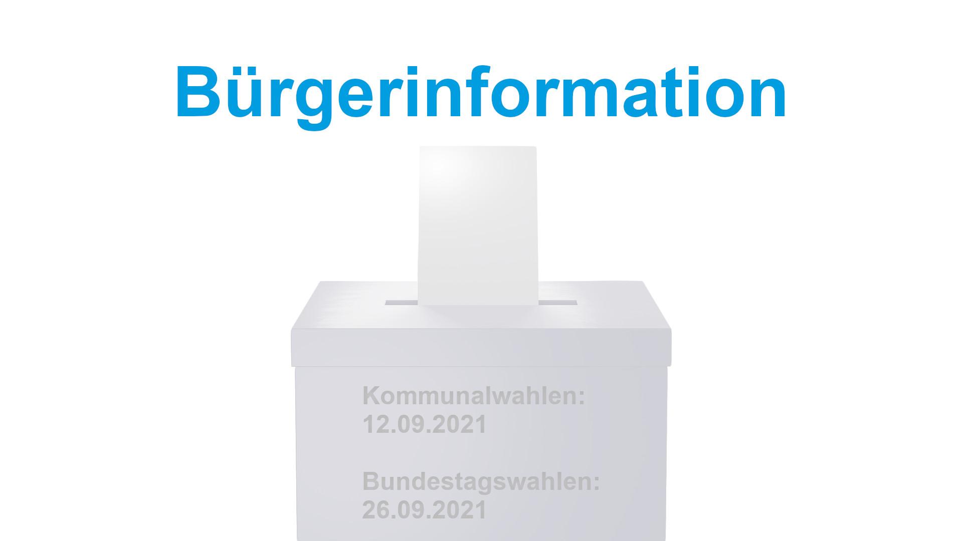 ballot Bürgerinformation